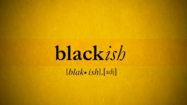 Black-ish title slide